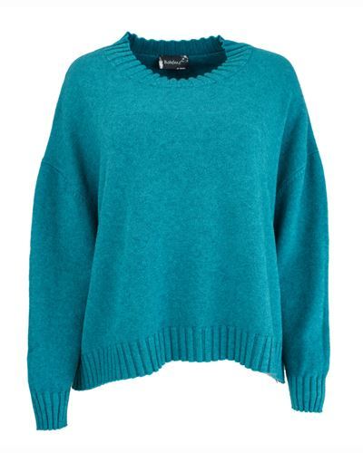 Pullover ribneck